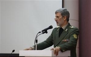 وزیر دفاع: کسی دروغ آشکار آمریکا را باور نمیکند