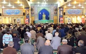 تمام  ایران  حامی سپاه پاسداران انقلاب اسلامی است