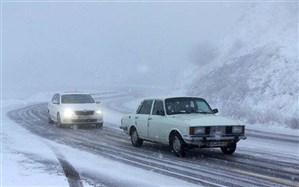 بارش برف تا روز یکشنبه در آذربایجانغربی ادامه دارد