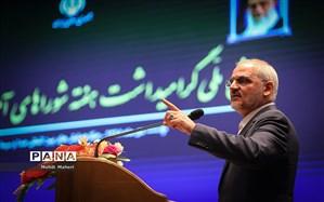 حاجی میرزایی: هیچ تحول پایداری در هیچ زمینهای شکل نمیگیرد مگر اینکه در جریان یادگیری جامعه تحول ایجاد شود