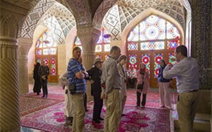 ورود گردشگران خارجی به استان اردبیل