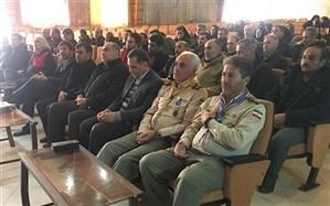 """کارگاه آموزشی """"توانمند سازی مدیران و مربیان پیشتاز"""" شهرستان تکاب برگزار شد"""