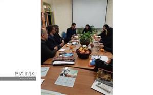برگزاری جلسه هماهنگی مجریان سی و هشتمین دوره مسابقات قرآن، عترت و نماز دانش آموزی