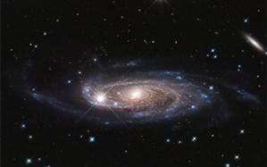 """برترین تصاویر فضایی هفته؛ از تغییر نام یک کهکشان تا درخشش """"راه شیری"""""""