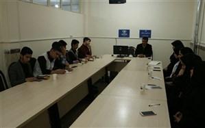 برگزاری جلسه تعامل و برنامهریزی  دانش آموزان خبرنگار پانا درشهرقدس