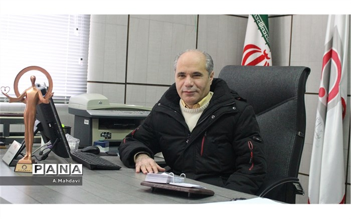 مدیر انتقال خون زنجان