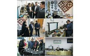 نمایشگاه دستاوردهای دانشجویان دانشگاه فنی و حرفه ای استان سمنان افتتاح شد
