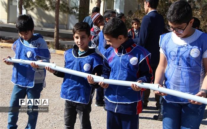 اردوی علمی وآموزشی پسران برگزیده جشنواره جابرابن حیان درتفت