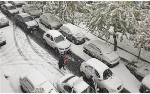 بارش برف و باران تا چهارشنبه  ادامه دارد