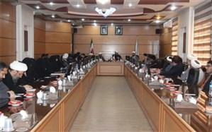 نشست یکروزه استادان معارف دانشگاههای استان یزد برگزار شد