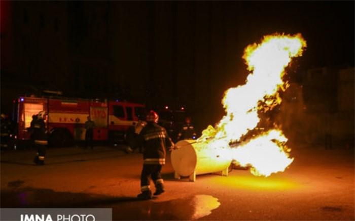 وقوع ۲ هزار و ۷۰۰ حریق و حادثه در یزد