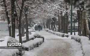 تداوم بارش برف و باران در کشور؛ هوا سردتر میشود