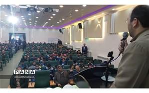 همایش بزرگ دوستداران طبیعت در سالن شهیدشهابیان کانون لقمان کاشمربرگزارشد