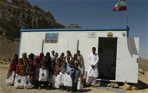 آئین بهرهبرداری از 100 مدرسه و انعقاد تفاهمنامه ساخت 1000 مدرسه روستایی و عشایری برگزار شد
