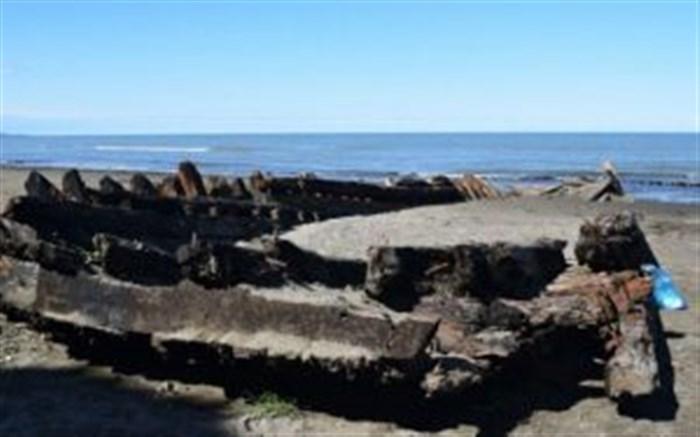 آغاز گمانه زنی کشتی تاریخی قروق تالش