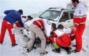فعالیت ۱۷ پست امداد و نجات در محورهای مواصلاتی استان اردبیل