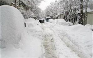 تداوم فعالیت سامانه بارشی در کشور تا روز جمعه؛بارش برف در محورهای 9 استان