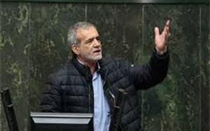 پزشکیان: لاریجانی از هفته آینده در جلسات صحن علنی حضور مییابد