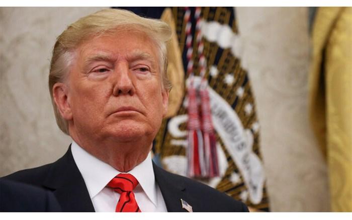 ترامپ از دموکراتها به خاطر عدم رعایت عدالت در روند استیضاح شدیدا انتقاد کرد