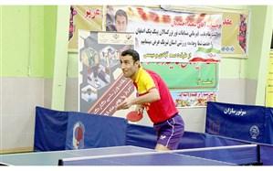 آموزش و پرورش آذربایجان شرقی، قهرمان تنیس روی میز مسابقات کارکنان دولت استان شد