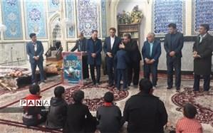 تجلیل از 76 دانش آموز حافظ جزء 30 قرآن کریم در زارچ