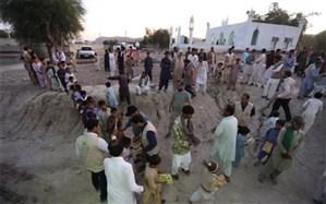 کاروان پیک امید به سیستان و بلوچستان رسید