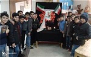 مشارکت بنیاد حفظ آثار و نشر ارزشهای دفاع مقدس آذربایجان شرقی در تولیدات فرهنگی کانون