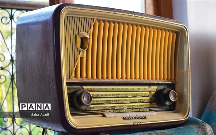 موزه رادیو های قدیمی در شیراز