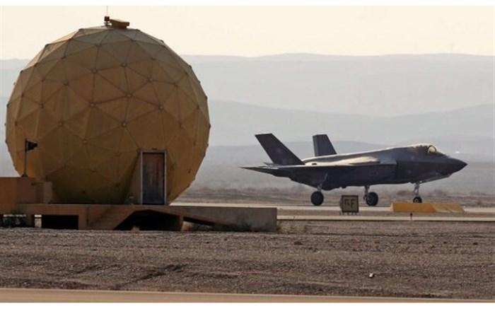 """پرواز """"شبح"""" بر فراز تأسیسات هستهای رژیم صهیونیستی!"""