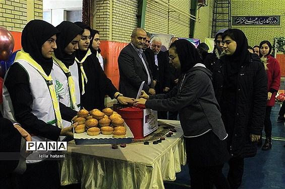 آیین افتتاحیه دومین سیل مهربانی در آذربایجان شرقی