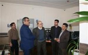 حضور مدیرکل بازرسی سازمان ثبت اسناد و املاک کشور در استان یزد