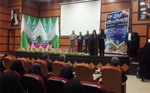 برگزاری اختتامیه مسابقات فرهنگی و هنری در شهرستان بهارستان