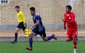 حریفان تیم فوتبال فولاد یزد در لیگ جوانان کشور مشخص شدند