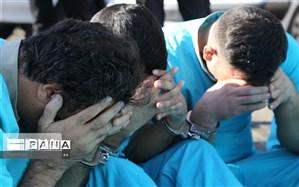 سارقان آهن آلات ریلی در لرستان دستگیر شدند