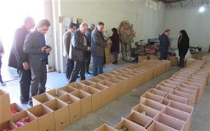 ارسال اولین محموله کمکهای اهدایی مجمع عالی خیرین فارس به سیل زدگان سیستان و بلوچستان
