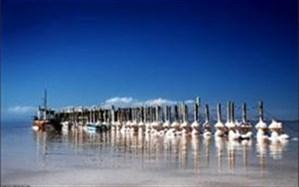 تراز دریاچه ارومیه روند افزایشی به خود گرفته است