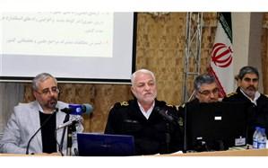 کاهش تصادفات  در 9 ماهه اول سال جاری در فارس
