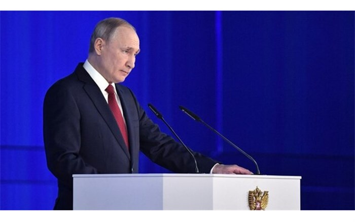 پوتین: روسیه به یک ریاست جمهوری قدرتمند نیاز دارد
