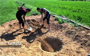 معاون وزیر نیرو: ۳۲۰ هزار حلقه چاه غیرمجاز در کشور وجود دارد