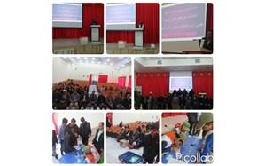 شوراهای دانش آموزی بازوی برنامه ریزی و اجرایی فعالیت های هر مدرسه