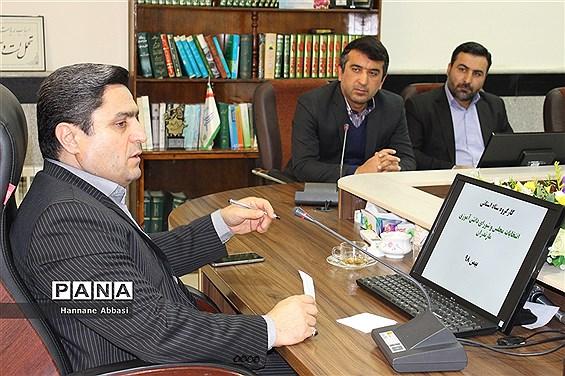ستاد استانی انتخابات مجلس و شورای دانشآموزی مازندران