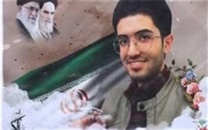 دیدار حجت الاسلام رئیسی با خانواده شهید امیرحسین قربانی