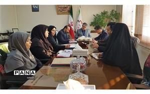 برگزاری جلسه کمیته مدیریت فوریت های روانی- اجتماعی منطقه 17