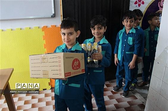 دومین سیل  مهربانی  دبستان محمد بیگی بوشهر
