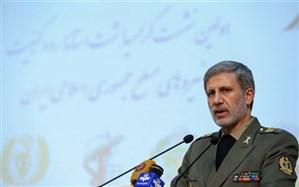 وزیر دفاع عید نوروز را به همتایان خود در کشورهای منطقه تبریک گفت