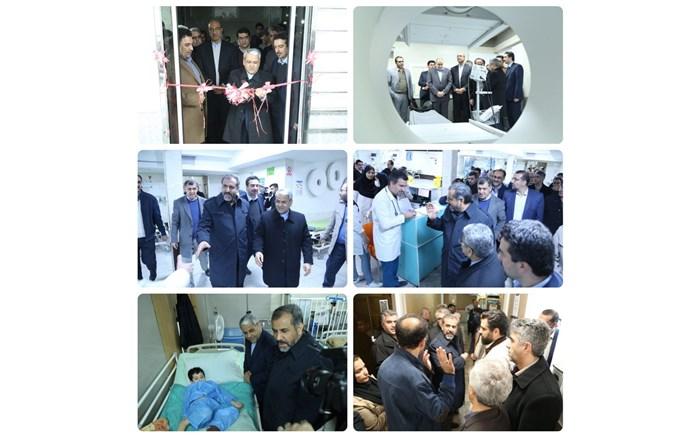 ۲ مرکز درمانی در شهر قزوین به بهرهبرداری رسید
