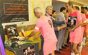 مرحله مقدماتی مسابقات فوتسال فرهنگیان بسیجی استان بوشهر برگزار شد