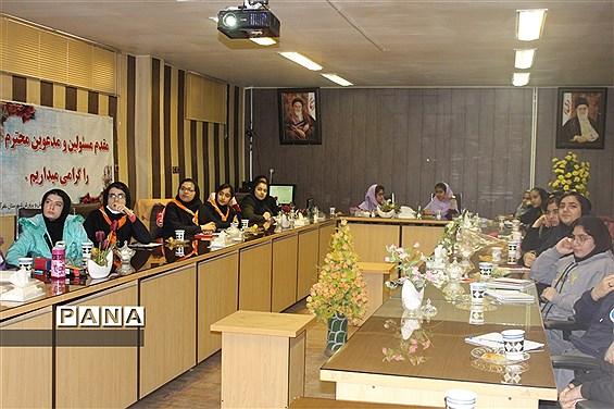 برگزاری کلاس آموزش دوره مقدماتی خبرگزاری پانا در شهرستان نظر آباد