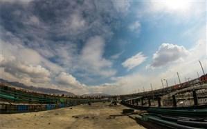 پل B۴ در اواخر بهمن ماه سال جاری در کرج افتتاح میشود