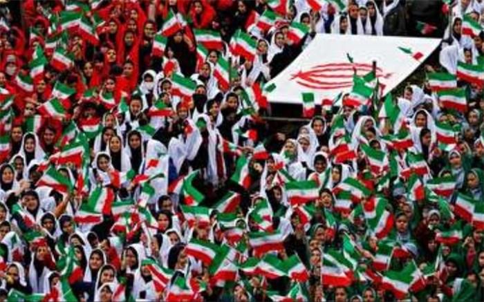 سرود دسته جمعی دانش آموزان